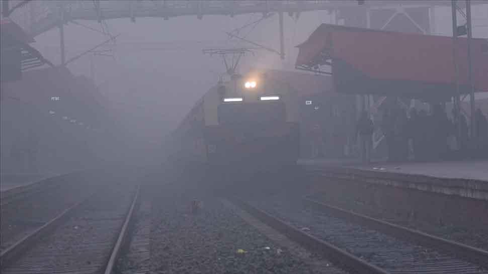 Dense fog delays 20 Delhi-bound trains running late — Check list
