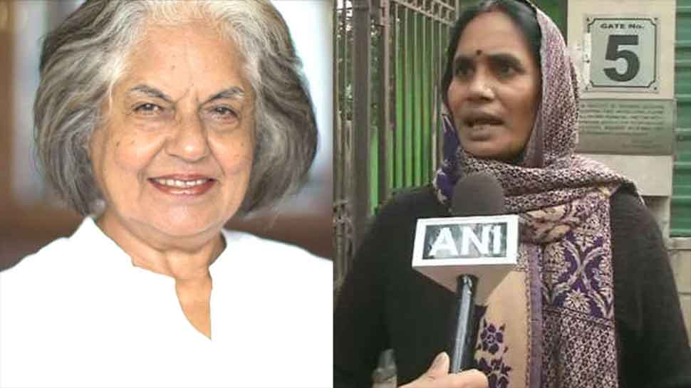 How dare she: Nirbhaya's mother Asha Devi on Indira Jaising's 'follow Sonia Gandhi, forgive rapists' remark