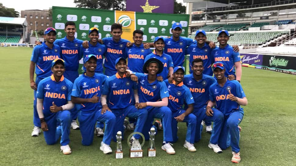 ICC U-19 World Cup: Full schedule of India matches, squad, TV timings
