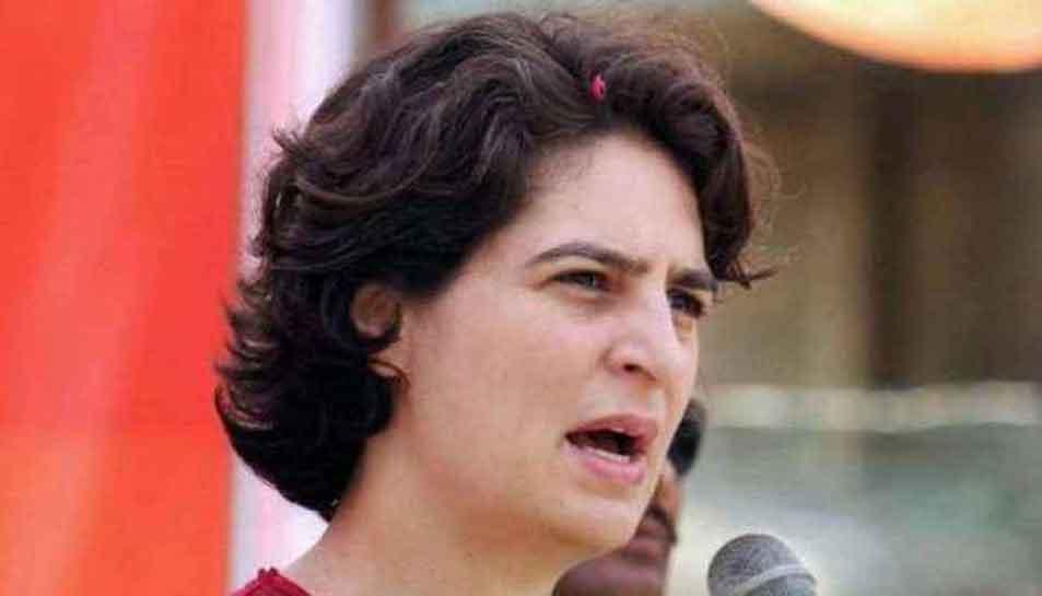 BJP is harassing Hardik Patel, says Priyanka Gandhi