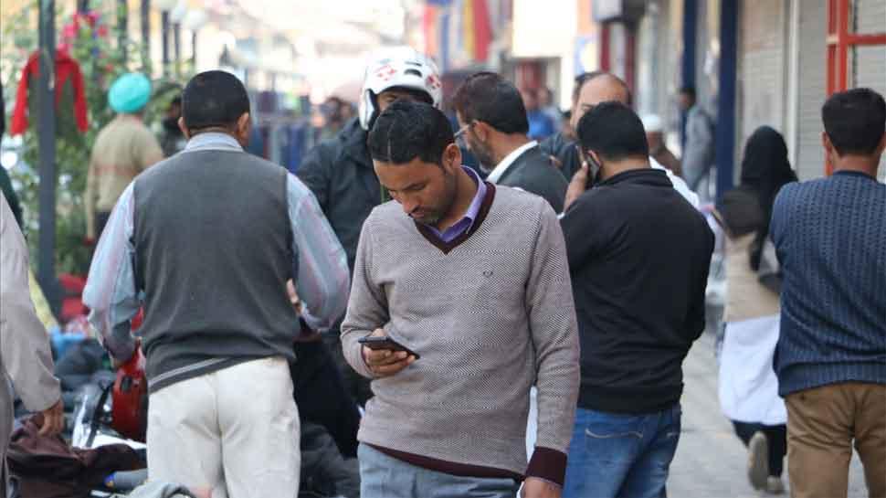 People of Jammu and Kashmir used Internet to watch dirty films: NITI Aayog member VK Saraswat