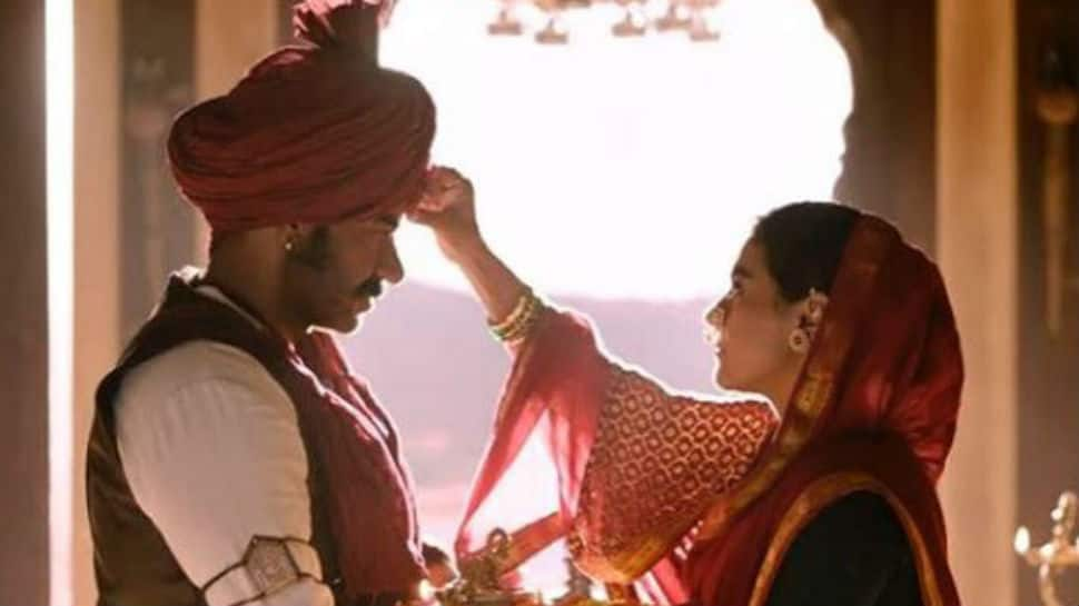 Ajay Devgn's 'Tanhaji: The Unsung Warrior' shatters box office, quickly races towards 200 crore club