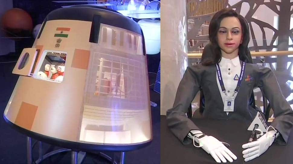 ISRO unveils female humanoid for Gaganyaan mission: Meet Vyommitra