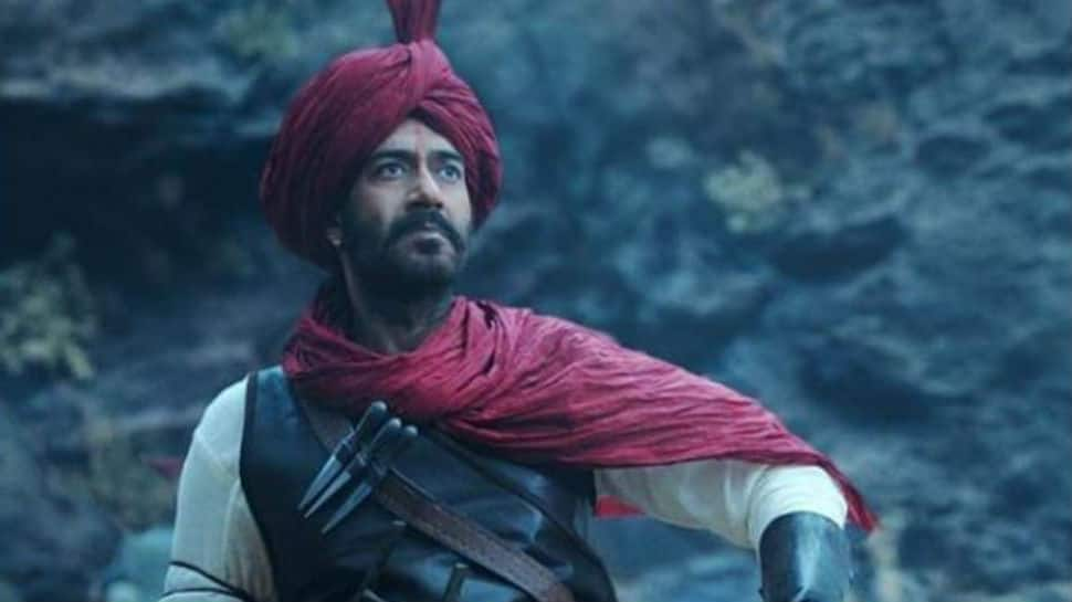'Tanhaji: The Unsung Warrior' is Ajay Devgn's highest-grosser, inches closer to Rs 200 crore-mark
