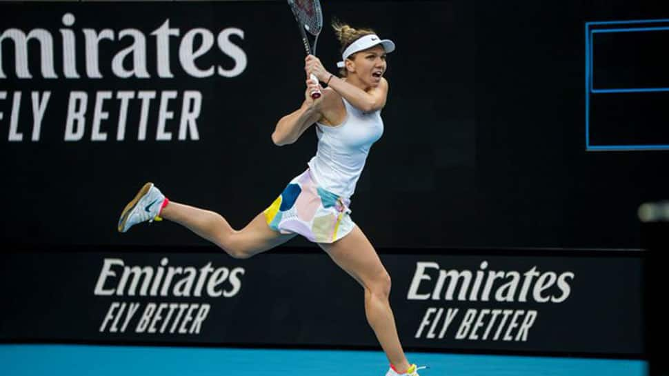 Simona Halep, Angelique Kerber race into Australian Open fourth round