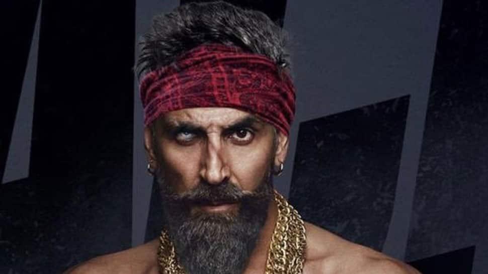 Akshay Kumar moves 'Bachchan Pandey' release date, shares new fierce look!