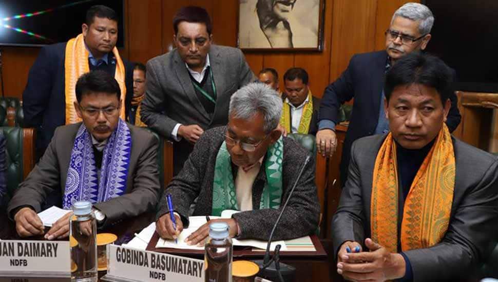 Bodo accord will usher new dawn of peace and harmony, says PM Narendra Modi