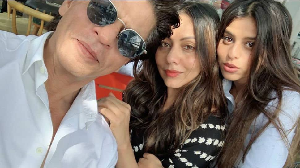 Entertainment news: Shah Rukh Khan's reply to daughter Suhana's 'what's our religion' question is winning the internet
