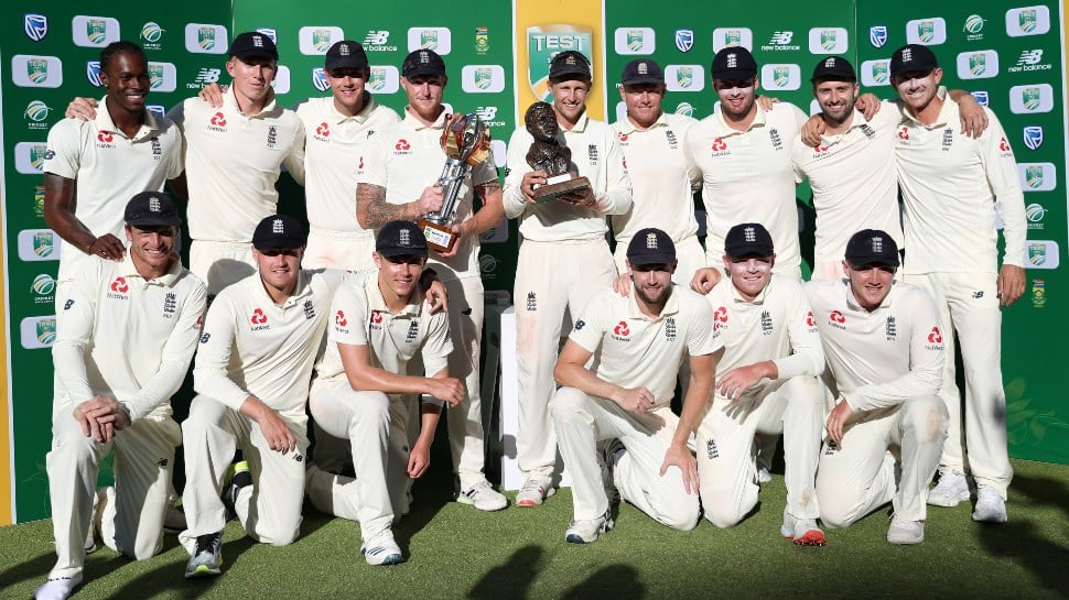 South Africa crumble, England win 4th Test and take series 3-1