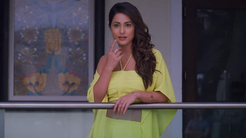 Hina Khan raises the mercury in 'Tu Jo Mili' song from 'Hacked' – Watch