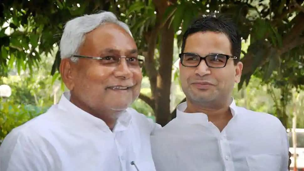 God bless you for retaining Bihar CM post: Prashant Kishor tells Nitish Kumar after expulsion from JD(U)
