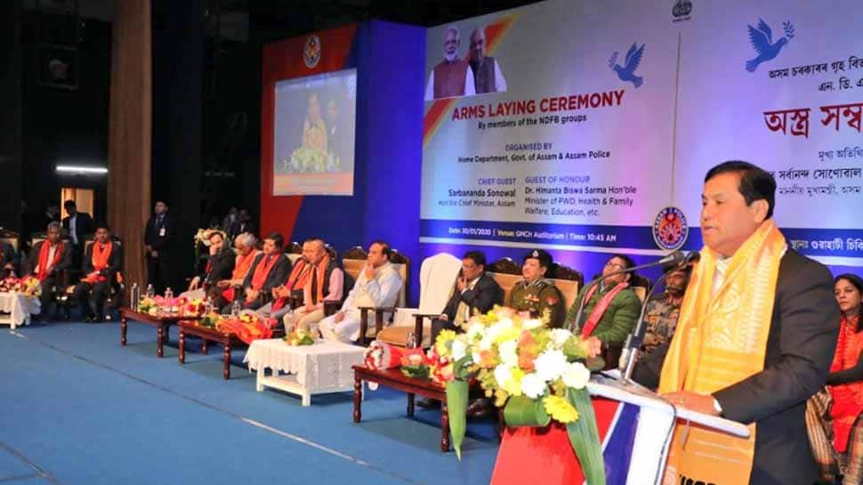Development of Bodo areas foremost priority, govt started work on Rs 1,500 crore package: PM Narendra Modi