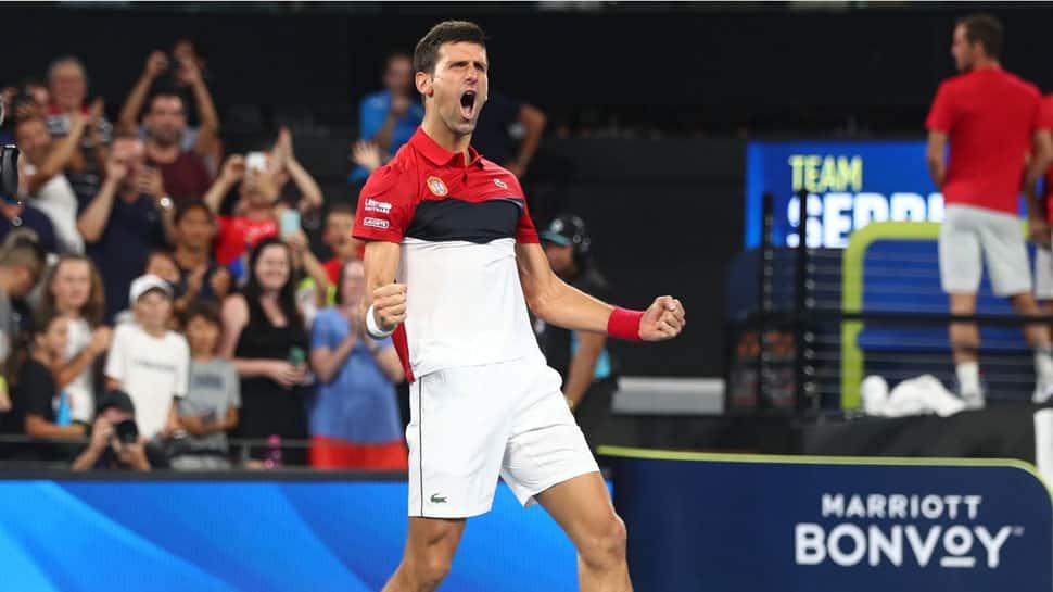 Novak Djokovic downs Roger Federer in straight sets to reach Australia Open final