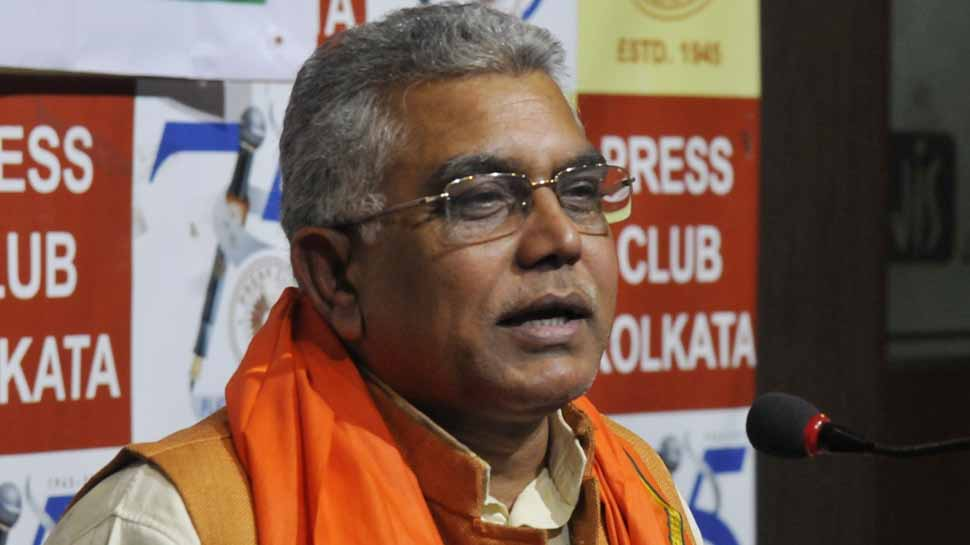 Anti-CAA protestor allegedly heckled in BJP rally, FIR against West Bengal party president Dilip Ghosh