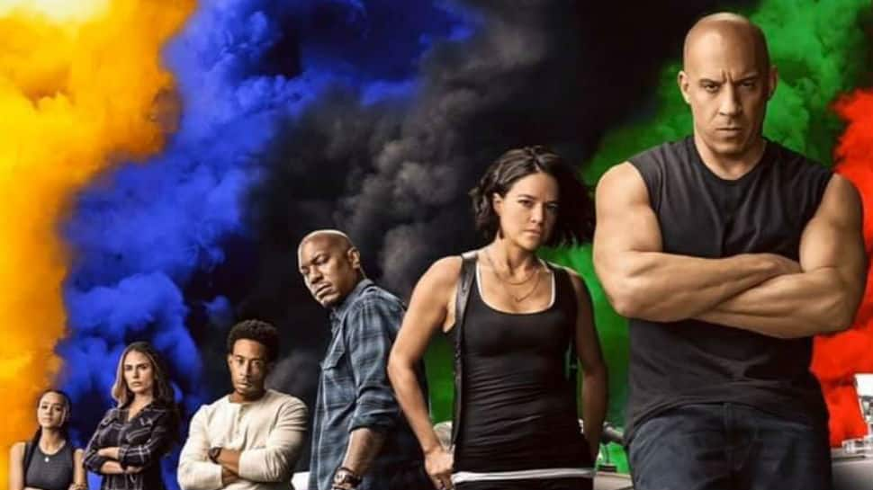 Fast & Furious franchise drops explosive F9 trailer