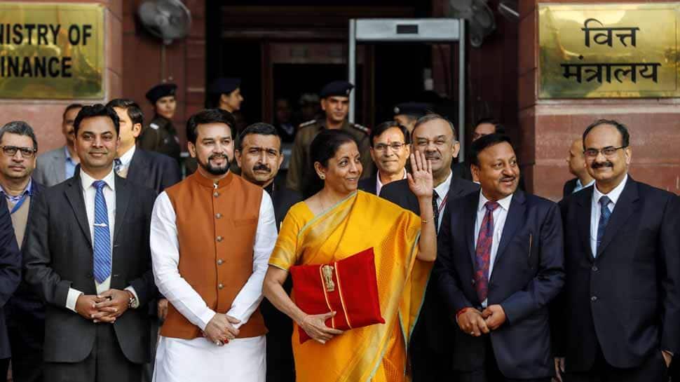 Union Budget 2020: PM Narendra Modi, Amit Shah, JP Nadda call it visionary; Opposition criticises, slams govt for 'all talk'