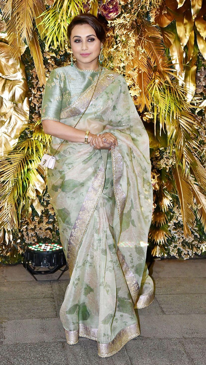 Rani Mukerji looks ravishing