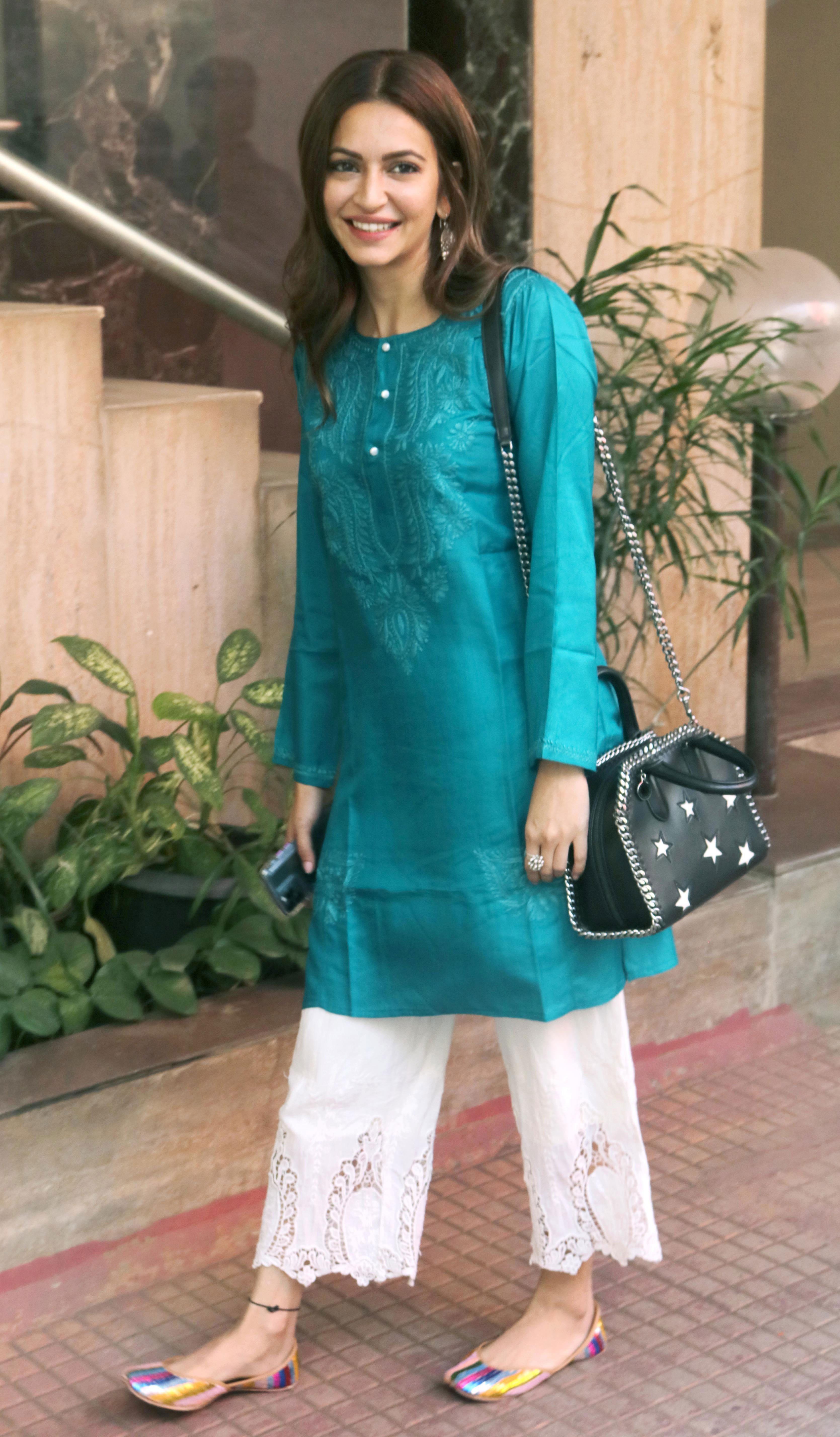 Kriti Kharbanda poses for clicks