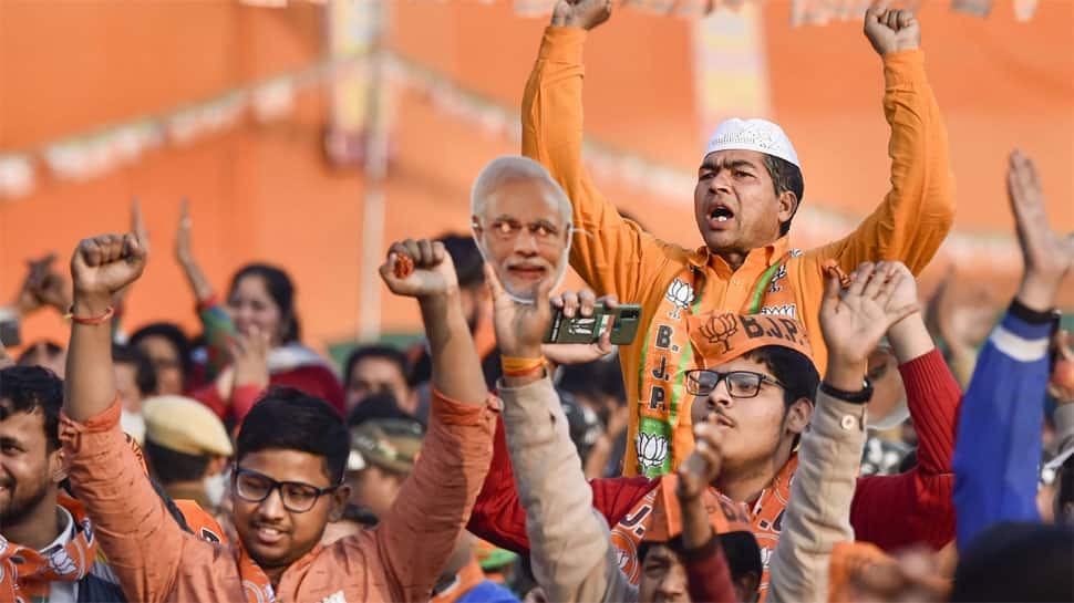 Lakhs of people assemble for PM Modi's Kokrajhar rally