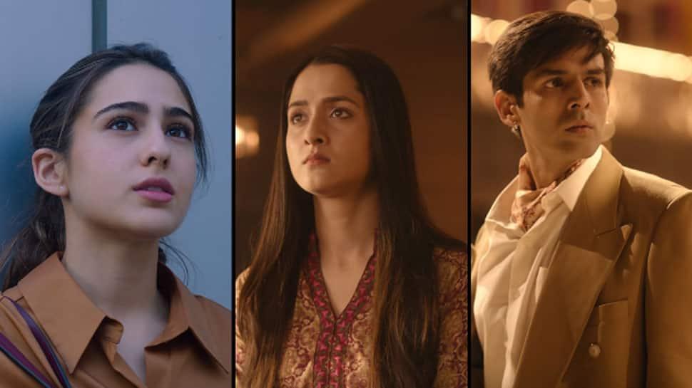 Kartik Aaryan-Sara Ali Khan's tumultuous love story in 'Mehrama' song keeps you hooked – Watch