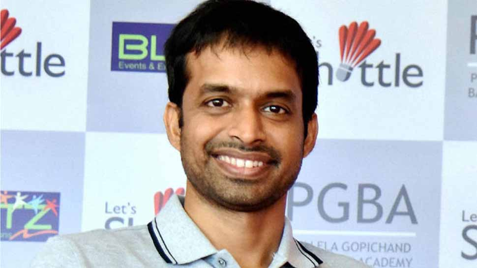 International Olympic Committee honours Gopichand with lifetime achievement award