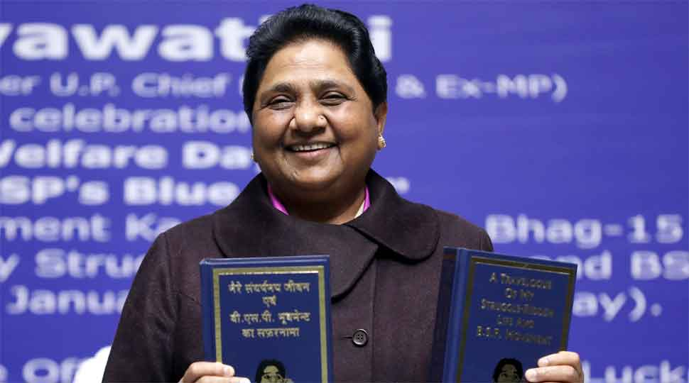 Mayawati attacks Priyanka Gandhi for visiting temples on Ravidas Jayanti