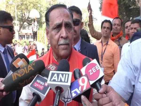 Pro-CAA rally is befitting reply to 'tukde-tukde' gang: Gujarat CM Vijay Rupani
