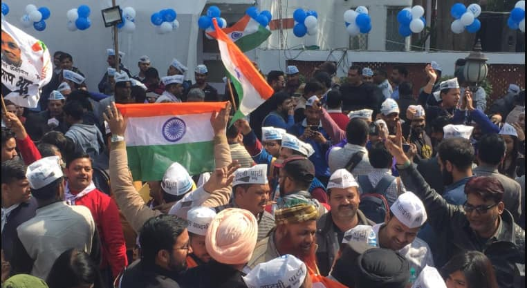 Image result for aap win