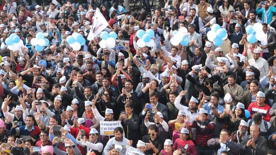 Aam Aadmi Party's 8 of 9 women candidates register wins in Delhi Assembly election 2020
