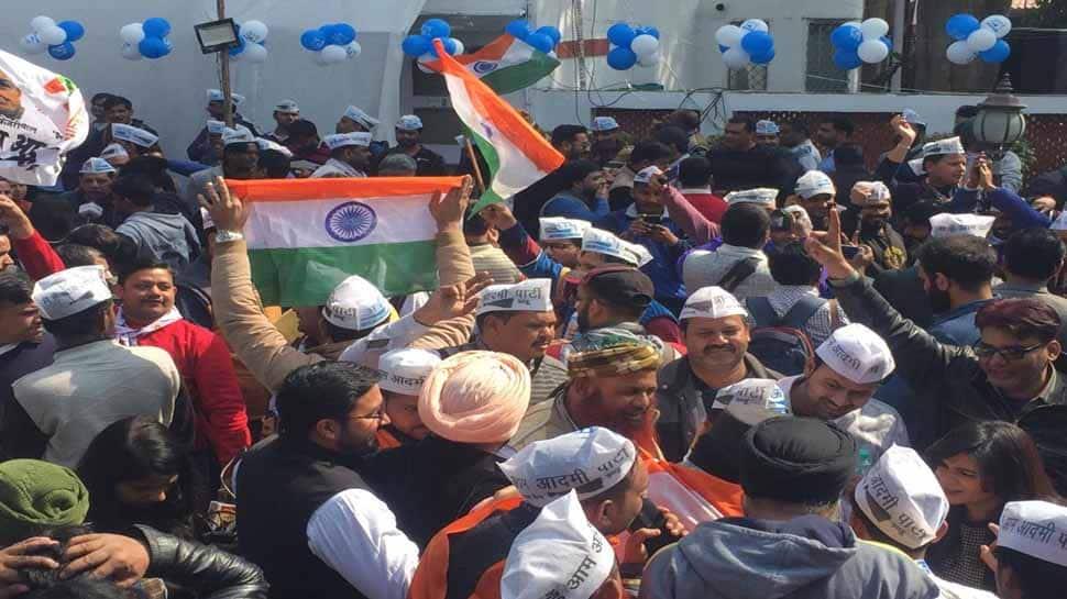 Delhi Assembly Election 2020: Burari highest, Bijwasan lowest victory margin, both by AAP