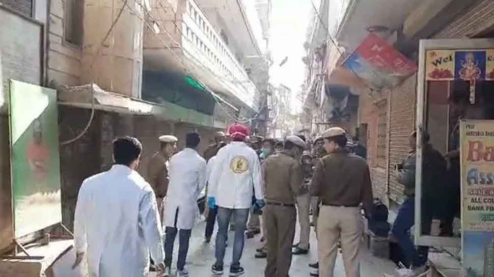 Five members of family found dead in Delhi's Bhajanpura were murdered: Sources