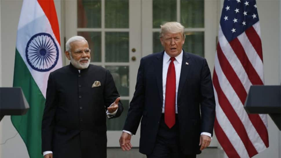 Pakistan hopes Donald Trump will discuss mediation offer on Kashmir matter with PM Narendra Modi during India visit