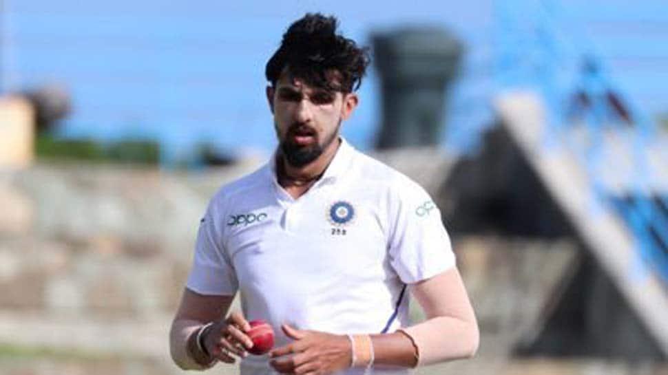 Ishant Sharma to undergo fitness test ahead of 1st New Zealand Test