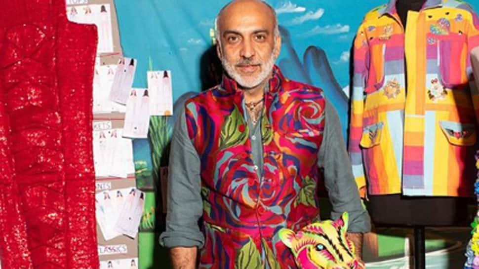 Celebrating life and love fuels my creativity: Manish Arora