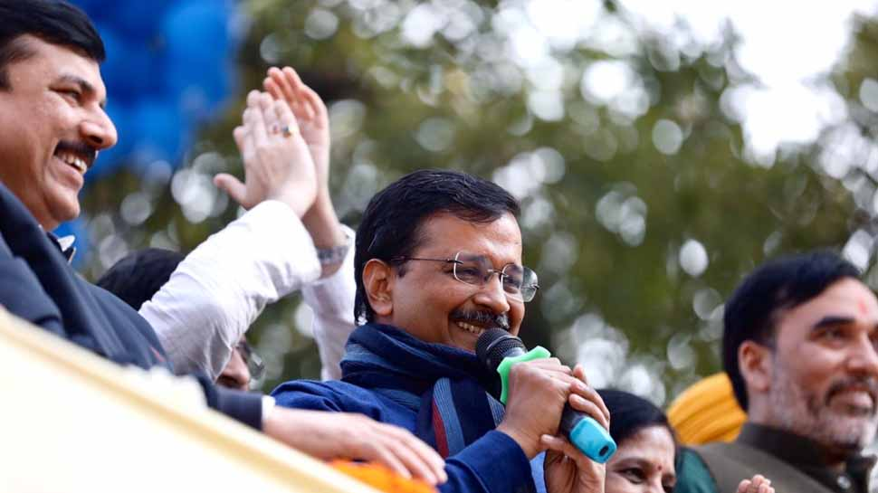Delhi Police issues traffic advisory for swearing-in ceremony of AAP chief Arvind Kejriwal