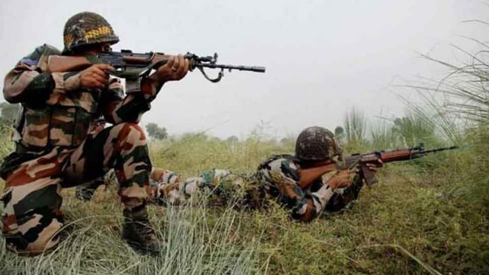 One killed, 3 injured in Pakistan ceasefire violation along LoC in Jammu and Kashmir's Poonch, India registers protest