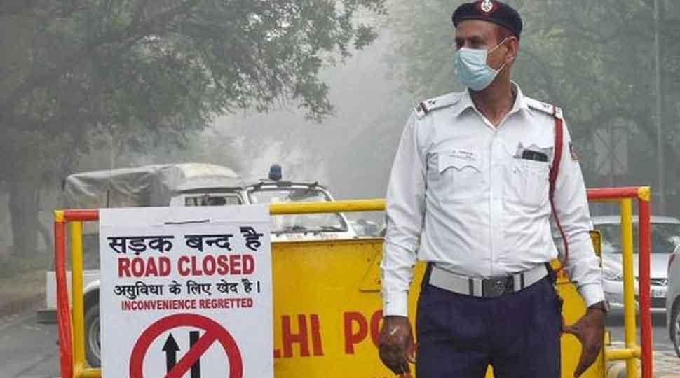 Delhi Police issues traffic advisory ahead of Arvind Kejriwal's oath ceremony
