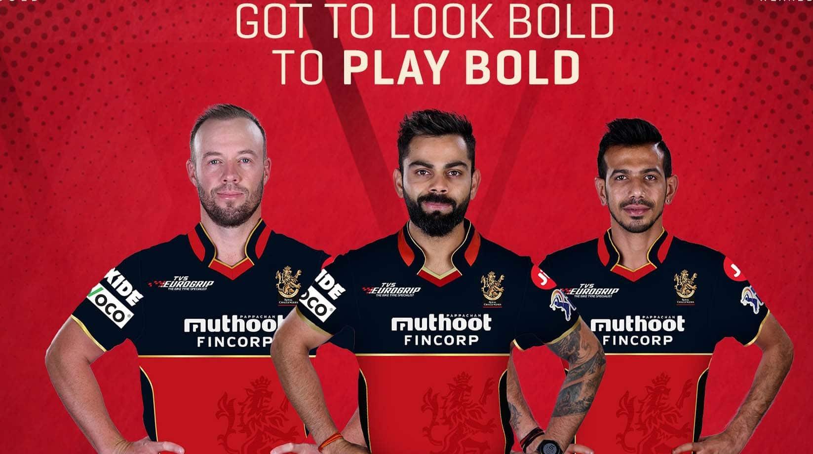 Virat Kohli, Yuzvendra Chahal, AB de Villiers pose in new RCB jersey ahead of IPL 2020