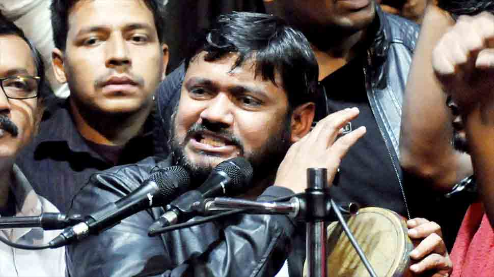 Kanhaiya Kumar's convoy attacked again in Bihar's Arrah; vehicle damaged, many injured