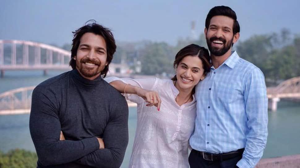 Bollywood News: Harshvardhan Rane joins Taapsee Pannu in 'Haseen Dillruba'  | Movies News | Zee News