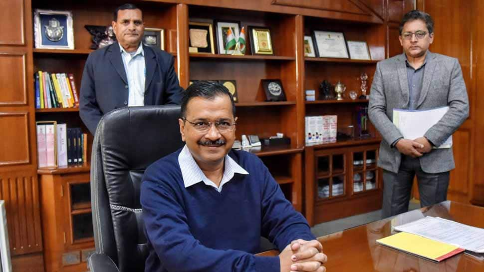 BREAKING NEWS: Portfolio allocation in Delhi government finalised, CM Arvind Kejriwal not take charge of any department