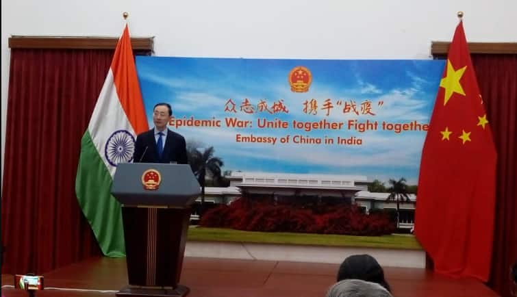 Coronavirus is natural, not man-made, says Chinese envoy to India