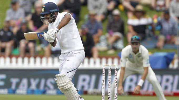 Wellington Test, Day 1: India reduced to 122/5 before rain forces early stumps