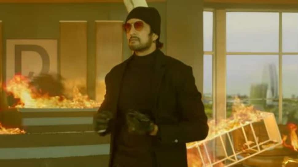Entertainment news: Kichcha Sudeepa's swag is just off the charts in Kotigobba 3 - Watch viral teaser