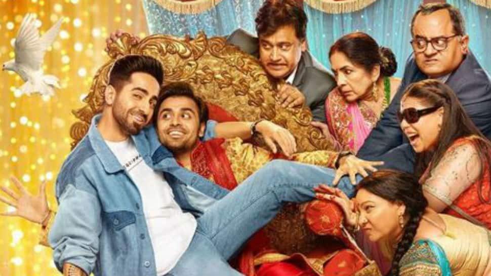 Shubh Mangal Zyada Saavdhan movie review: Ayushmann Khurrana and Jitendra Kumar's film is shallow but fun
