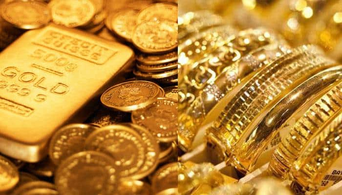 Gold prices reach 7-year high on fears Coronavirus will hit global growth