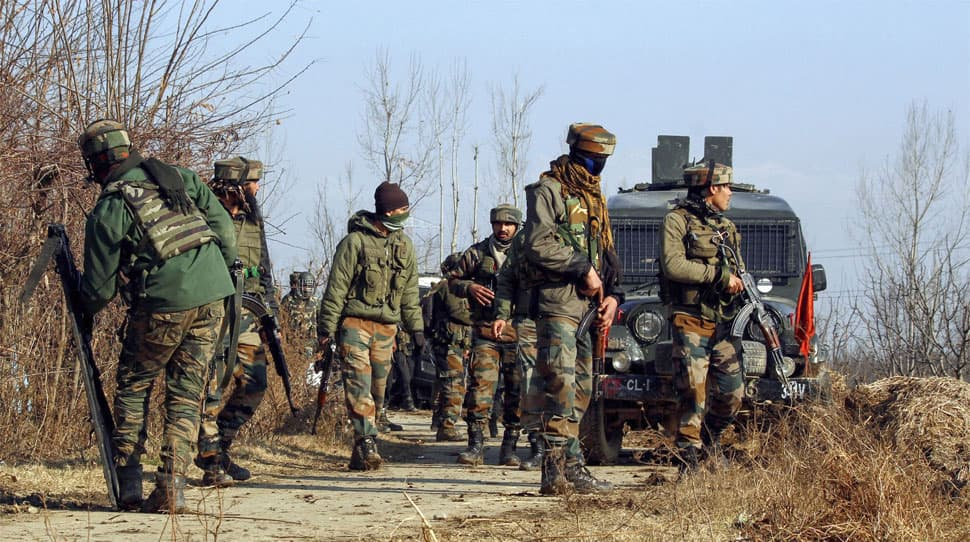 Two LeT terrorists killed in J&K`s Anantnag, arms and ammunition recovered thumbnail