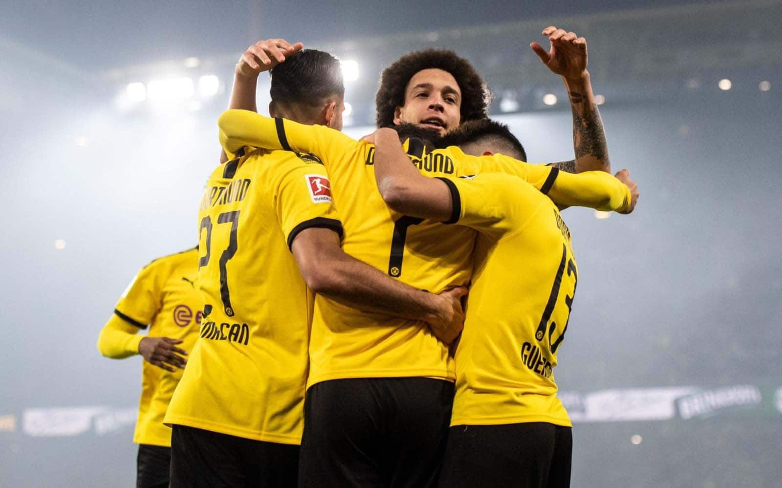 Borussia Dortmund fans banned from Hoffenheim for two seasons