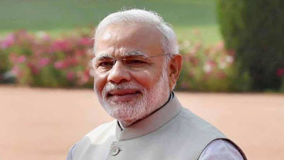 PM Narendra Modi `a versatile genius who thinks globally and acts locally: Supreme Court Judge Arun Mishra thumbnail