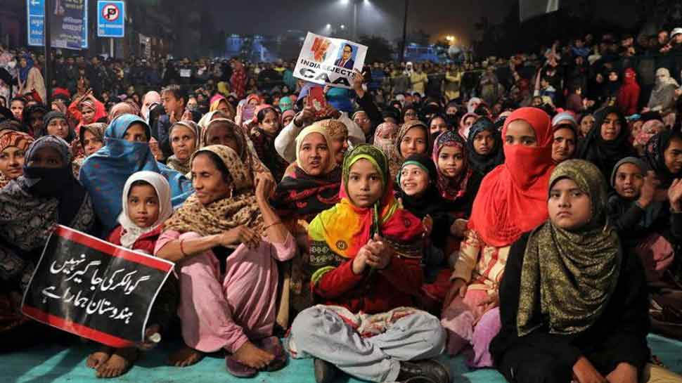 BREAKING NEWS: Delhi's Shaheen Bagh anti-CAA protesters continue stir, demand security and withdrawal of police cases
